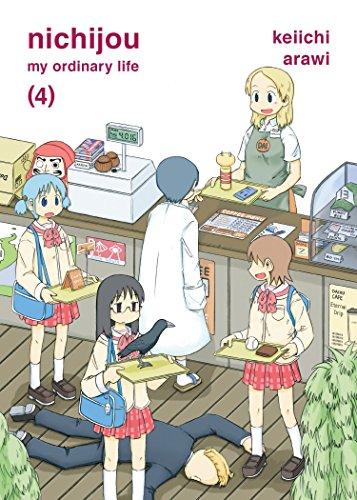 Nichijou Volume 4 por Keiichi Arawi