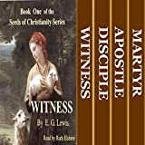 Seeds of Christianity 4-Book Boxed Set: Witness, Disciple, Apostle, and Martyr