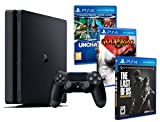 Playstation 4 Konsole PS4 Slim 1Tb MEGAPACK
