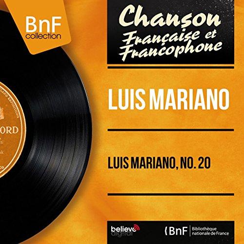Luis Mariano, no. 20 (Mono Version)
