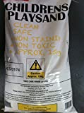 2 X Children's Play Sand - 15kg Bag