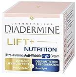 Diadermine LIFT+ Nutrition Regenerating Anti-Wrinkle Night Cream with Pro-Collagen & Pro-Lipids 50ml