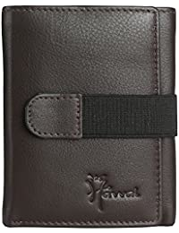 Hawai Durable Brown Leather Wallet For Men