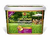 Compo FLORANID Rasendünger gegen Unkraut + Moos 4in1 - 6 kg