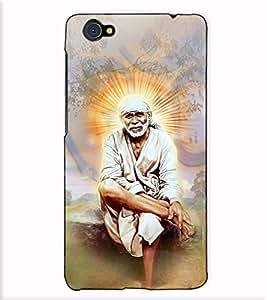 Fuson Designer Back Case Cover for Vivo X5Pro :: VivoX5Pro (Shirdi Ke Saibaba theme)