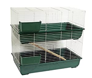 Options Flora 500 Small Animal Cage from Rosewood Pet Products Ltd