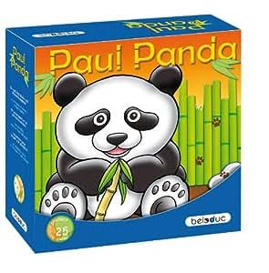 Beleduc - 22322 - Jeu De Société Éducatif - Paul Panda