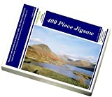 Photo Jigsaw Puzzle of Wastwater with Wasdale Head and Great Gable, Lake District National Park
