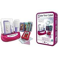 Make Your Case  - Maker, actividad creativa, color rosa y violeta  (Cife 86423)