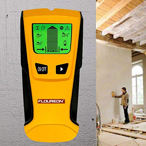 3 in 1 Metalldetektor Finden Sie Metall Holz Studs AC Spannung Live Wire Detect Wand Scanner Electric Box Finder Wanddetektor - Garrett Scanner