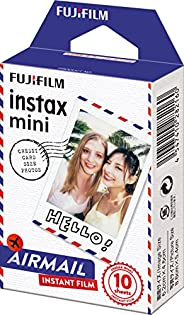 Fujifilm instax Airmail mini film - 10 shot pack-White (16432657)