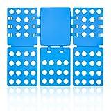 Vêtements pliable Board-Tiantu Plastique réglable Vêtements et T-shirt à linge Folder, déplier Taille 56,9 x 68,6 cm Idéal pour aides ménagères-Bleu
