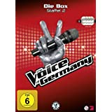 The Voice of Germany, Staffel 2 - Die Box