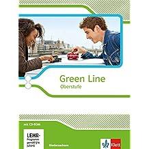 Green Line Oberstufe - Ausgabe 2015 / Schülerbuch mit CD-ROM Klasse 11/12 (G8), Klasse 12/13 (G9). Augabe für Niedersachsen