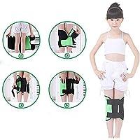 Banda de corrección de niño ajustable X pierna O pierna corrección cinturón bandy pierna delgada enderezar la correa fija , l