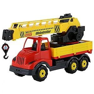 Polesie Polesie56535 Multitruck - Camión de Juguete