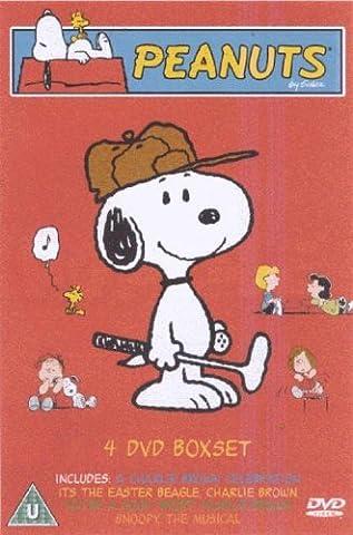Peanuts Box Set Volume 2 [DVD]
