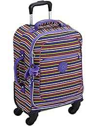 Kipling Maleta trolley laptop, multicolor - Bright Lines, K15245B51_Bright Lines_54