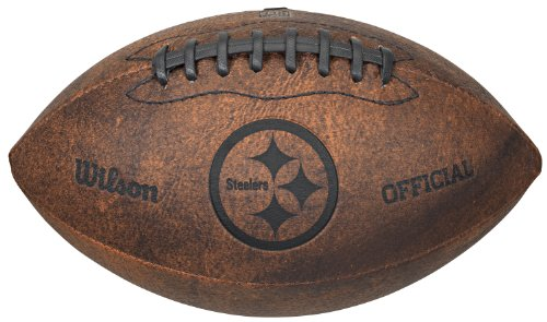 Junior Football - Pittsburgh Steelers (Throwback)