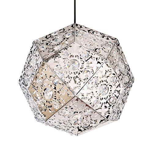 RFF-stile europeo creativo unico Ristorante moderno soggiorno camera da letto diamante sfera a led il lampadario di cristallo rotondo-MEIXI&