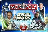 MONOPOLY STAR WARS EPISODE II - SAMMLER-AUSGABE