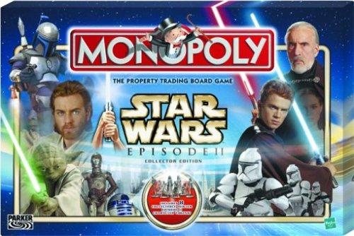 MONOPOLY-STAR-WARS-EPISODE-II-SAMMLER-AUSGABE