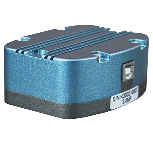 Radical professionale in metallo involucro scientifica 10Mega Pixel CMOS fotocamera con adattatore ottico personalizzato per qualsiasi Fotocamera Microscopio E Software Di Controllo E misurazione - Corrente Ellittica