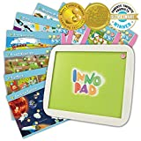 BEST LEARNING INNO Pad My Fun Lessons - Educational Tablet Toy to Learn Letters, Numbers, Colors, Shapes, Transportation, Space for Toddlers