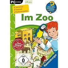 """Wieso? Weshalb? Warum? CD-ROM """"Im Zoo"""" für PC: Computerspiel"""