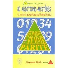 80 additions-mystères et autres surprises mathématiques