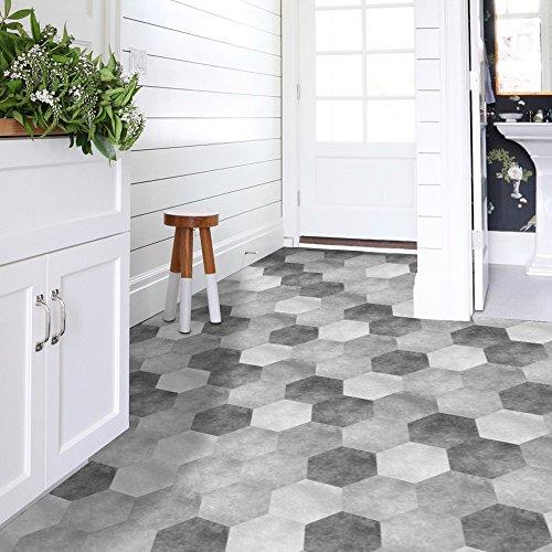 Pavimentazione pvc linoleum facile da applicare grandi sconti pavimenti in legno e parquet - Piastrelle in pvc adesive ...