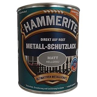 Akzo Nobel HAMMERITE Metall-Schutzlack rust metal paint, 0,750l, article no.: 5134936