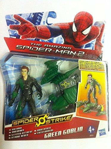 """Preisvergleich Produktbild THE AMAZING SPIDER-MAN 2 - AIR RAID GREEN GOBLIN 3 3 / 4"""" FIGURE by THE AMAZING SPIDER-MAN 2"""