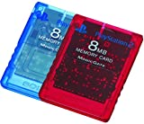 Playstation 2 - Memory Card Original Twin Pack