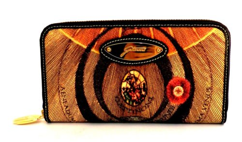 PORTAFOGLIO GATTINONI PLANETARIUM ZIP AROUND WOMAN WALLET GACPU0000129 100