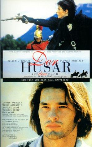 Bild von Der Husar auf dem Dach [VHS]