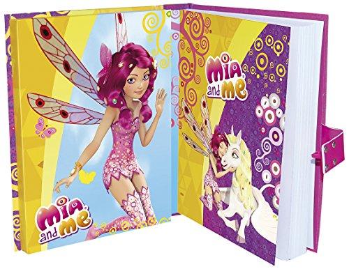 Mia and Me - Diario notas secretas mágicas (Simba 5952267)