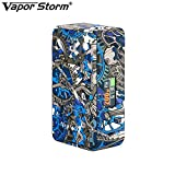 Cigarrillo electrónico Vapor Storm Subverter 200W TC MOD Big Power eCig Box No e Liquid, No Nicotine (Punk)