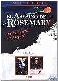 Cine De Terror: El Asesino De Rosemary + Trampa Para Turistas + Link [DVD]
