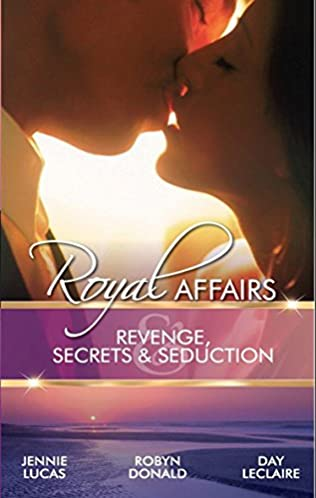 book cover of Royal Affairs: Revenge, Secrets & Seduction