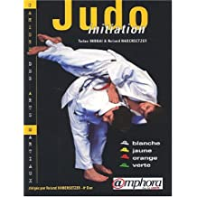 Judo Initiation : Ceintures blanche, jaune, orange, verte.