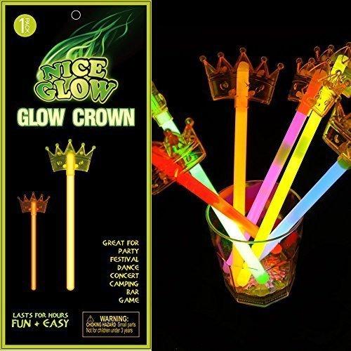 Glow Sticks Light Up Spielzeug für Partys Festival Urlaub Weihnachten Erwachsene Kinder mit 5Stück Mix Farben (Taylor-swift-kostüm)