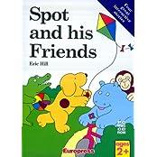 Spot & His Friends (DVD Case)