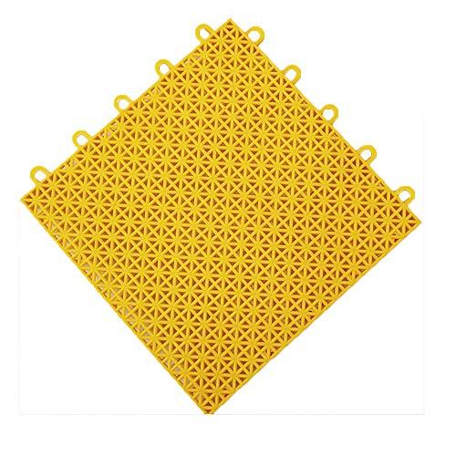 DX Sportparkett, Kindergarten, Sportplatz Mosaikboden, Umweltschutz, kein Geruch, kein Formaldehyd, Länge 25 cm, Breite 25 cm, Dicke 1,3 cm