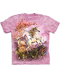 The Mountain - - Jeunesse impressionnant Licorne T-shirt