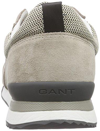 GANTRussell - Scarpe da Ginnastica Basse Uomo Beige (Beige (taupe G24))