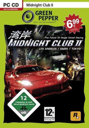 Midnight Club II [Green Pepper] (Club Midnight Pc)