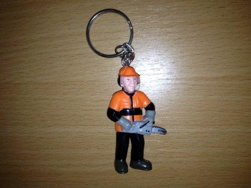 Preisvergleich Produktbild Stihl Schlüsselanhänger Waldarbeiter