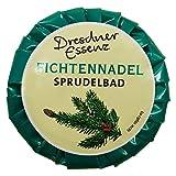 8er Pack Sprudelbad Fichtennadel Dresdner Essenz 8 x 80g Sprudeltablette natürliche ätherische Öle