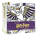 Harry Potter - Winter at Hogwarts: A Magical Colouring Set